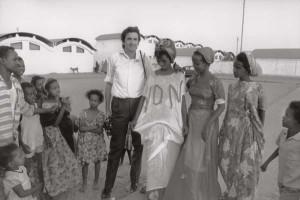 Gökşin est à Djibouti en 1967